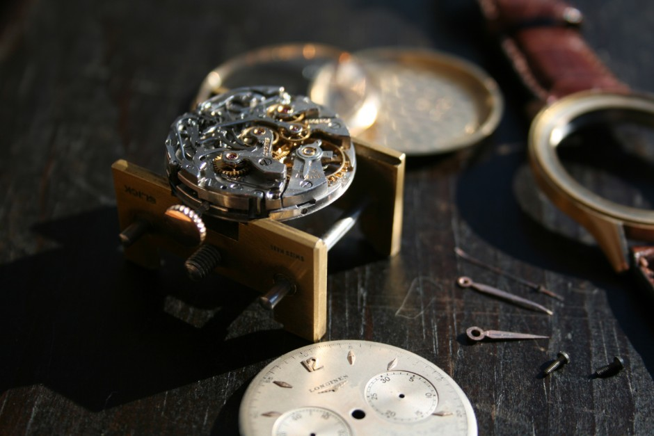 watch repair and service