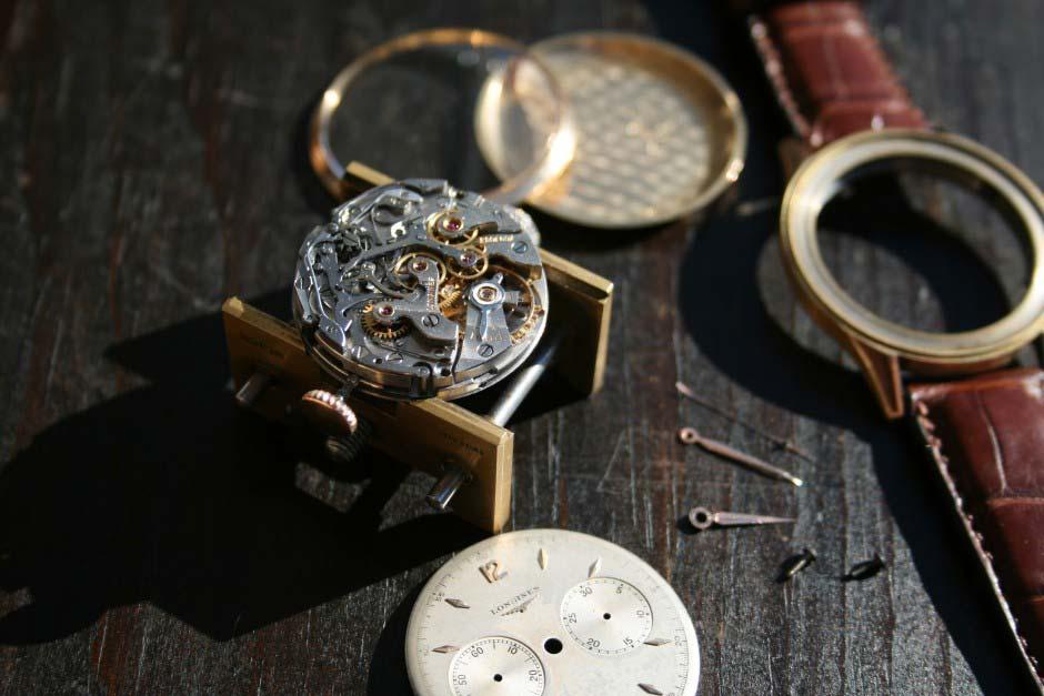 Antike Uhren Eder Reparatur und Service
